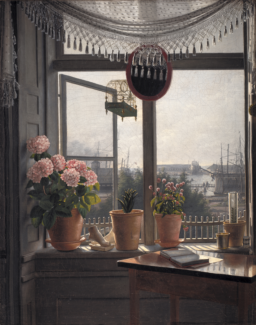 View from the Artist's Room