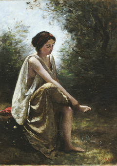 Wounded Eurydice
