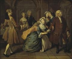XI: Pamela Asks Sir Jacob Swinford's Blessing
