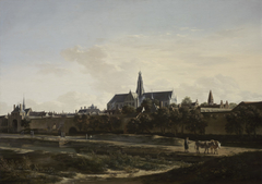 A View of Haarlem