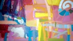 Abstract Caleidoscope, 2012, cm.40x70