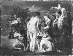 Allegorie der Fruchtbarkeit (Huldigung an Pomona) (Kopie nach)
