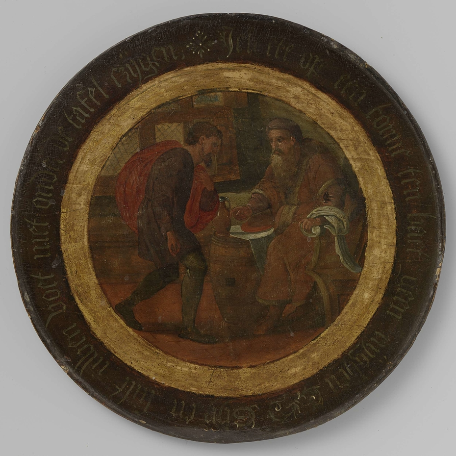 Allegory of the Cooperage