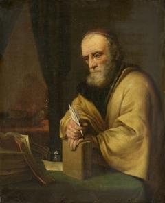 An old scholar