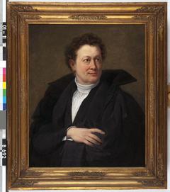 Andries Snoek (1766-1829). Toneelspeler