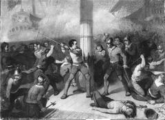 Anno 1536. De dappere daad van een Dordtse schipper