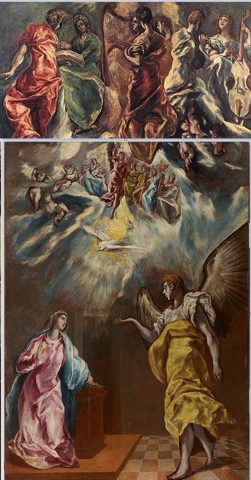 Annunciation (Hospital de Tavera)