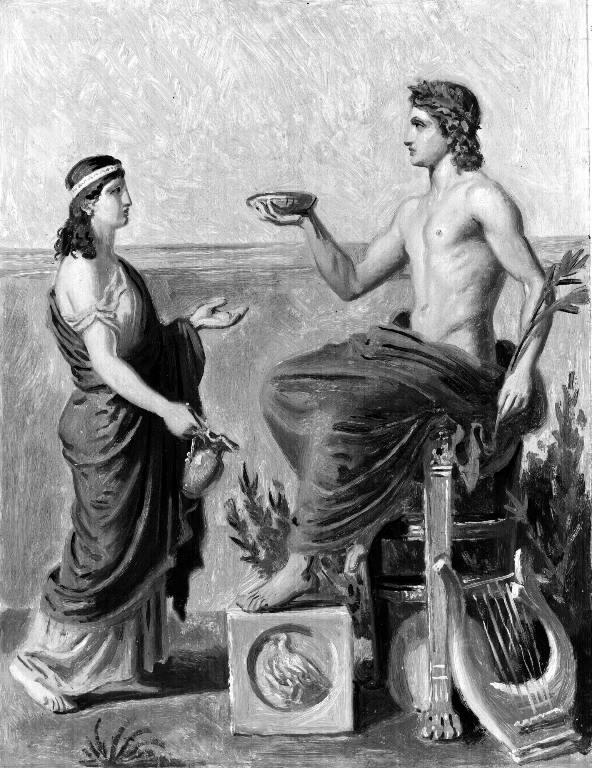 Apollo and Pythia