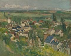 Auvers, Panoramic View