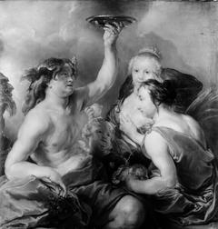 Bacchus, Ceres and Venus