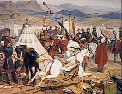 Bataille d'Isly, 14 août 1844