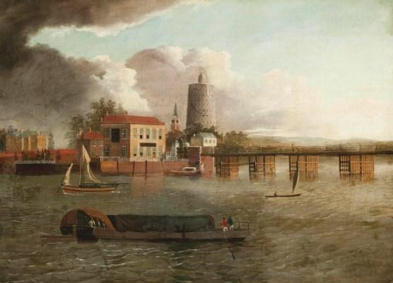 Battersea horizontal Windmill