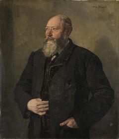 """Bildnis des Bierbrauers Eisenhart, genannt """"Der Mächer"""""""