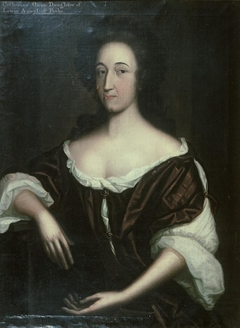 Catherine Owen, daughter Lewis Anwyl