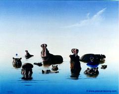 CHORALE AQUATIQUE - Aquatic choral society - by Pascal