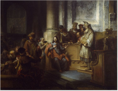 Christ in the Synagogue at Nazareth