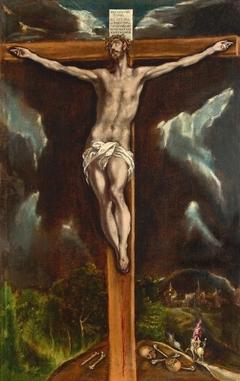 Christ on the Cross (Toledo)