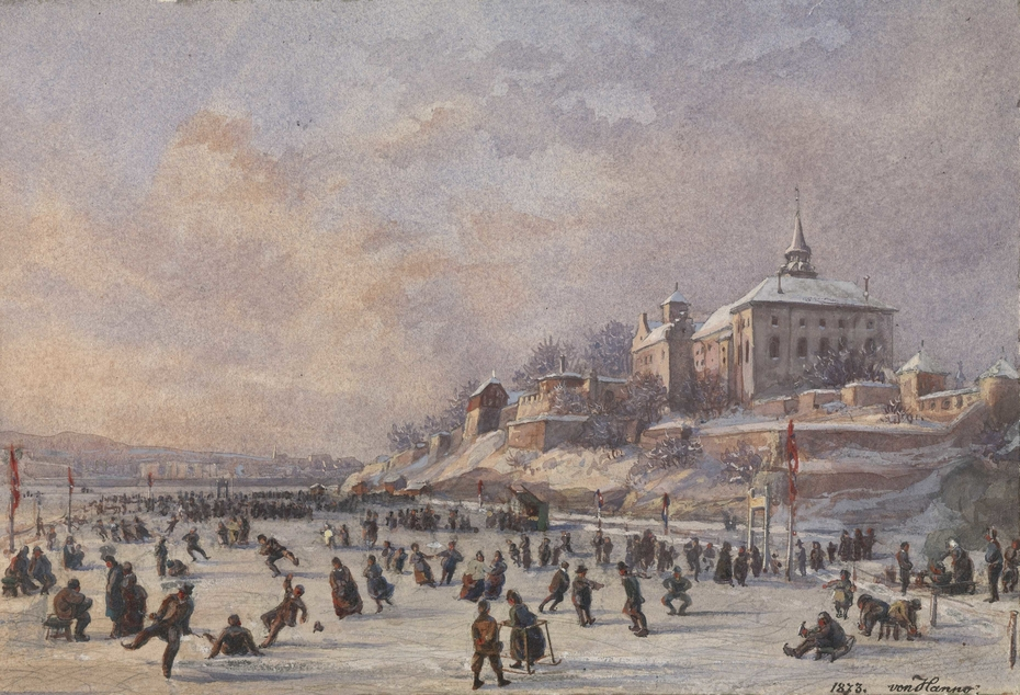 Christiania Skøitebane