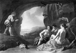 Cimon en Iphigenia