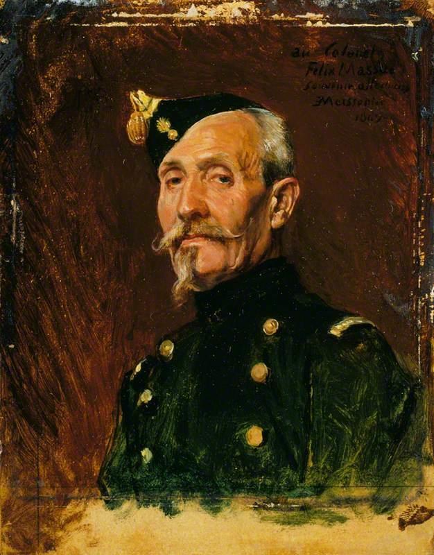 Colonel Félix Massue