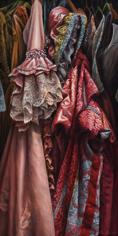 Costumes from the Stratford warehouse No13