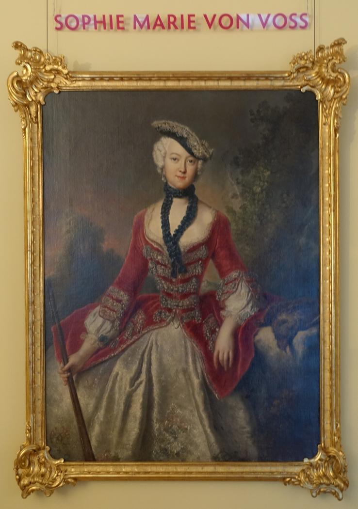 Countess Sophie Marie von Voß