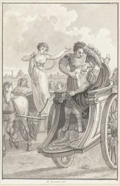 De val van Messalina