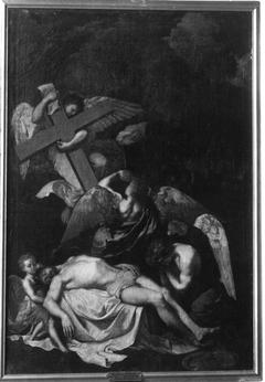 Die Beweinung Christi (Kopie nach)
