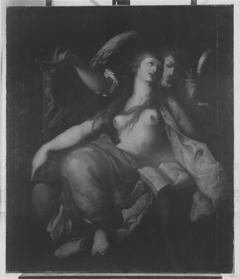 Die hl. Maria Magdalena (?)