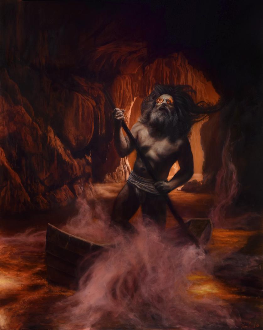 Divine Comedy - Inferno - Canto 3: Charon
