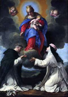 Donation of the rosary