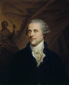 Dr. John Rogerson, 1741 - 1823. Physician and adviser to Catherine the Great