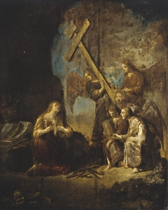 Dying Vision of Mary Magdalene