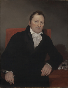 Eli Whitney (1765-1825) B.A. 1792, M.A.1795