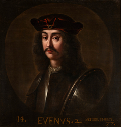 Evenus II, King of Scotland (77-60 B.C.)