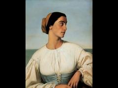 Femme de Saint Jean de Luz