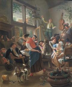 Festive Family Meal