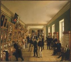 Fine Arts Exhibition in Warsaw in 1828