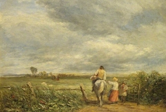 Going to the Hayfield
