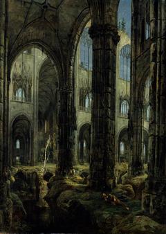 Gothic Church Ruins
