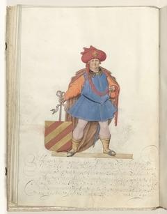 Graaf Gerbrandt van Teisterbant en Beusichem