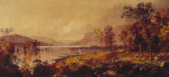 Greenwood Lake in September