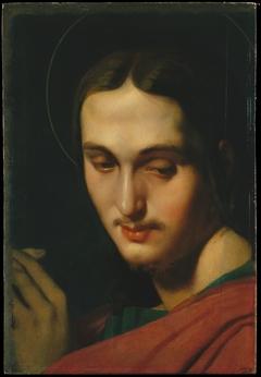 Head of Saint John the Evangelist
