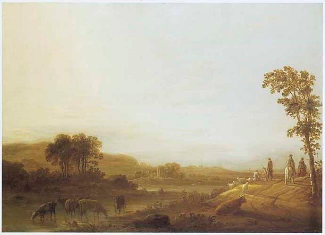 Hilly Landscape
