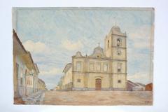 Igreja do Largo Santa Ifigênia, 1864