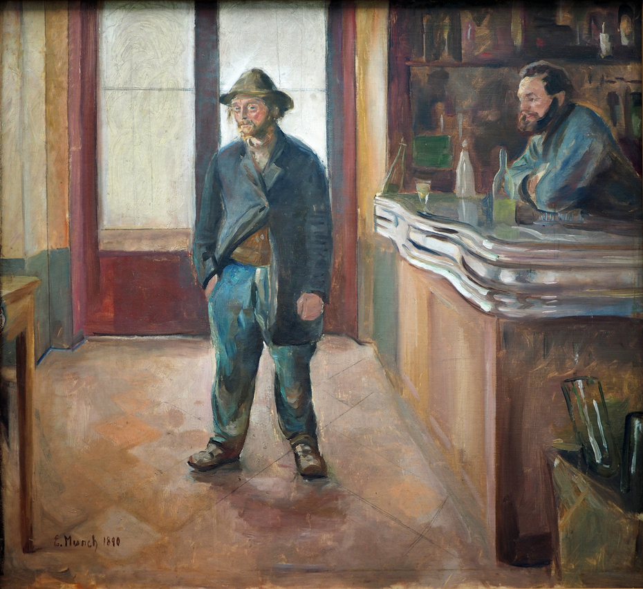 In the Tavern