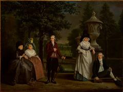 Isaac Lodewijks jr. (1744-1809) en zijn familie