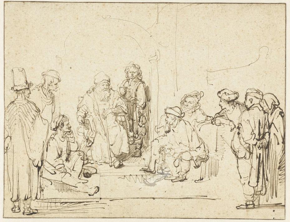 Jacob en zijn zonen