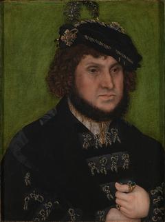 Johann the Steadfast
