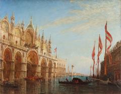 La place Saint-Marc, inondation de 1863